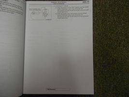 2006 MITSUBISHI Endeavor Electrical Supplement Service Repair Shop Manual OEM 06 image 11