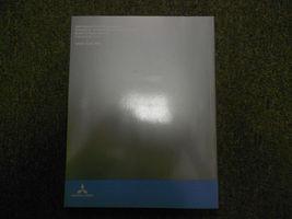 2006 MITSUBISHI Endeavor Electrical Supplement Service Repair Shop Manual OEM 06 image 12