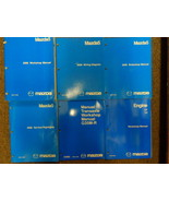 2006 Mazda5 Mazda 5 Service Repair Shop Manual 6 VOLUME SET FACTORY OEM ... - $228.85