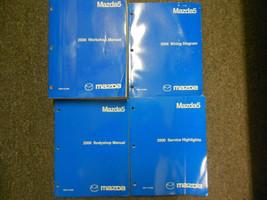 2006 Mazda5 Mazda 5 Service Repair Shop Manual Huge Set Factory Oem Books 06 - $213.80