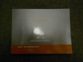 2006 MITSUBISHI RAIDER TRUCK Body Service Repair Shop Manual FACTORY OEM... - $33.25