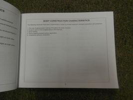 2006 MITSUBISHI RAIDER TRUCK Body Service Repair Shop Manual FACTORY OEM BOOK 06 image 3