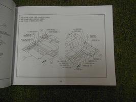 2006 MITSUBISHI RAIDER TRUCK Body Service Repair Shop Manual FACTORY OEM BOOK 06 image 7