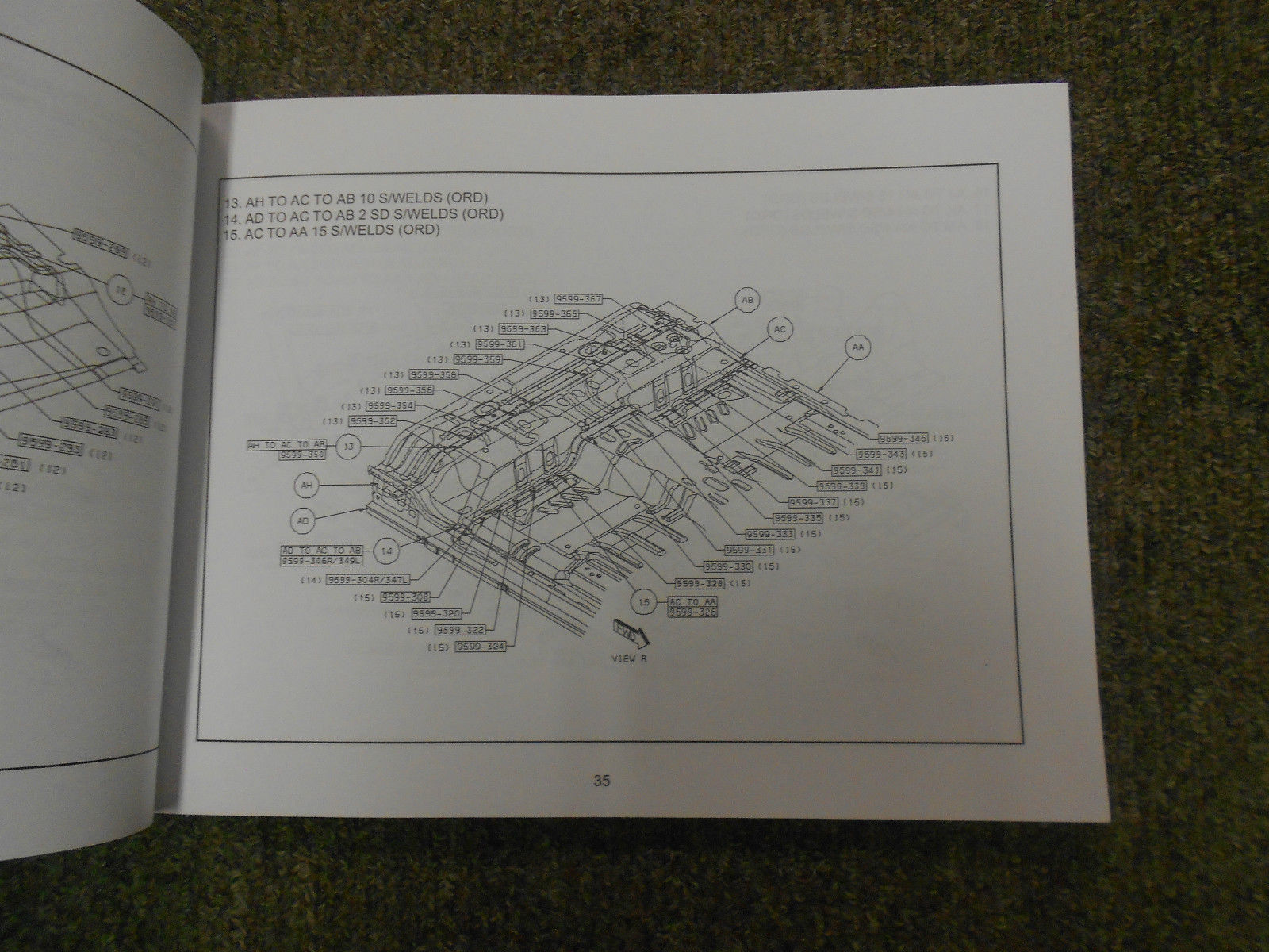 2006 MITSUBISHI RAIDER TRUCK Body Service Repair Shop Manual FACTORY OEM BOOK 06