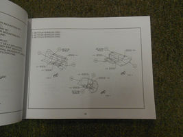 2006 MITSUBISHI RAIDER TRUCK Body Service Repair Shop Manual FACTORY OEM BOOK 06 image 11