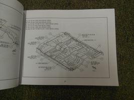 2006 MITSUBISHI RAIDER TRUCK Body Service Repair Shop Manual FACTORY OEM BOOK 06 image 10