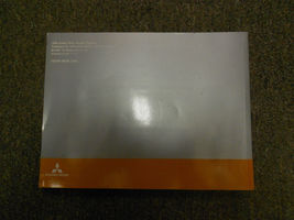 2006 MITSUBISHI RAIDER TRUCK Body Service Repair Shop Manual FACTORY OEM BOOK 06 image 12