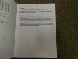 2008 MITSUBISHI Raider Electrical Supplement Service Repair Shop Manual OEM EWD image 4