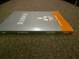 2008 MITSUBISHI Raider Electrical Supplement Service Repair Shop Manual OEM EWD image 2