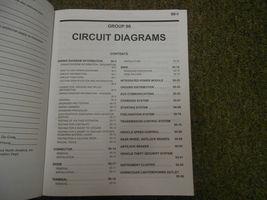 2008 MITSUBISHI Raider Electrical Supplement Service Repair Shop Manual OEM EWD image 5