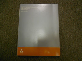 2008 MITSUBISHI Raider Electrical Supplement Service Repair Shop Manual OEM EWD image 11