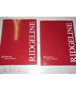 2009 2010 2011 Honda Ridgeline TRUCK Service Repair Manual Set OEM NEW F... - $306.90