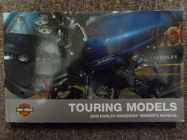 2009 Harley Davidson Touring Owners Manual Factory Dealership Oem Book X - $54.45