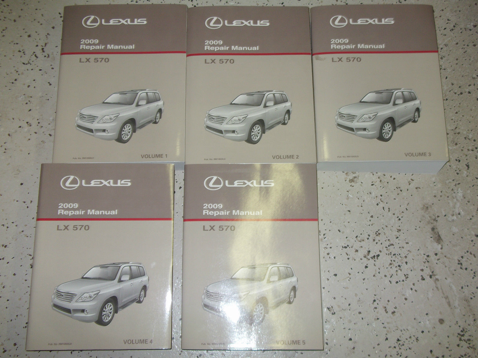 Bestseller  2002 Lexus Lx470 Workshop Manual