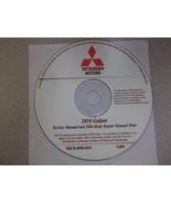 2010 2004 MITSUBISHI GALANT Service Shop Manual CD FACTORY OEM BARGAIN 1... - $79.16