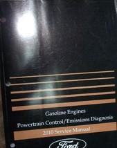 2010 FORD Explorer Mountaineer & Sport Trac Service Shop Manual Set W EW... - $237.56