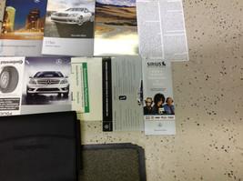 2010 MERCEDES BENZ C CLASS C250 C300 C350 C63 Owners Manual SET W CASE O... - $88.77