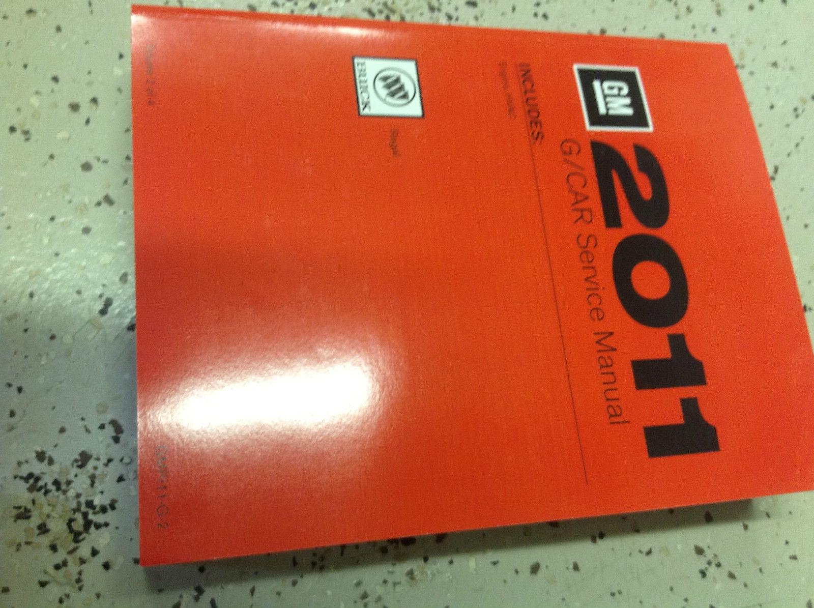 buick manual 2010s 27 listings rh bonanza com 2011 buick regal service manual 2011 buick regal turbo repair manual