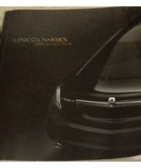 2011 LINCOLN MKS Owners Manual FACTORY NEW OEM BOOK USA FORD MKS - $67.11