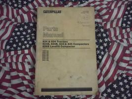 Caterpillar 824 834 825 826 835 Bulldozers Part Book - $39.59