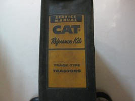 Caterpillar Reference Kit Track-Type Tractors And Equipment Service Manu... - $84.11