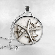 STARFISH Necklace, Star Fish Necklace, Starfish Pendant, Starfish Jewelr... - $9.95