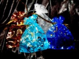 CHARGING Cleansing Energy BAG Spells/Spirits DJINN Dragon ANGEL Vampire DEVATA + - $7.50