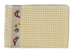 Samuel Lamont Poli Dri Tea Towels - Set of 3 Chickens - $27.01