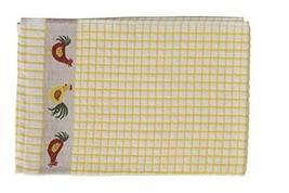 Samuel Lamont Poli Dri Tea Towels - Set of 3 Chickens - $26.51