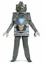 Disguise Deluxe LEGO Lance Nexo Knights Boys Child Halloween Costume LG 10-12 image 3