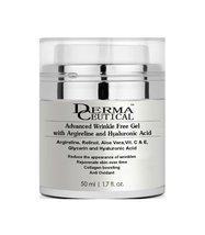 Advanced Wrinkle Free GEL with Argireline & Hyaluronic Acid – DermaCeutical - $19.00+