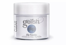 Gelish - Acrylic Dip Powder - Clear As Day - 105g / 3.7oz 1110997 - $24.75