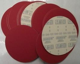 """Diablo 2610017916 50 Pack U-Sand Hook & Lock 4"""" x 4"""" x 6"""" 120 Grit Round... - $9.90"""