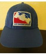 Vintage INDY RACING LEAGUE Baseball/Casual Hat cap adjustable blue Ball Cap - $10.22