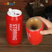 ossayi Self Stirring Smart Cans Double Mugs Coffee - $33.95
