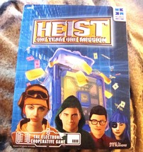 Heist One Team One Mission Board Game - $25.00