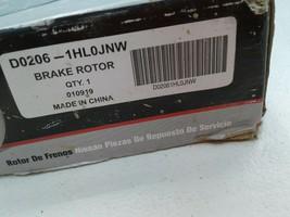 Genuine Nissan Rotor Disc Brake Front D0206-1HL0JNW image 2