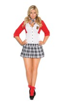 Dean List Diva Costume - Plus - $24.95