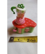 Strawberry Shortcake Blender Smoothie Mixer 2008 Hasbro pre-owned cute k... - $12.19