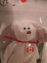 TY TEENIE BEANIE BABIES 1997 RONALD MCDONALD HOUSE CHARITIES ~MAPLE THE BEAR~ image 2