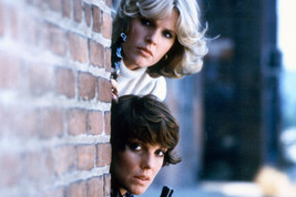 Sharon Gless Tyne Daly Cagney & Lacey Guns Drawn By Side Building 18x24 Poster - $23.99