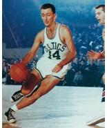BOB COUSY 8X10 PHOTO BOSTON CELTICS BASKETBALL NBA DRIBBLING PICTURE - $3.95