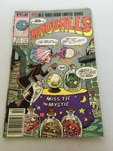 Madballs Lot of 2 Marvel Star Comic Books 1986 Limited Series #2 and #3 1980s - £7.11 GBP