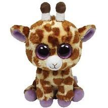 """Ty Beanie Boos - Safari the Giraffe 6"""" - $18.23"""