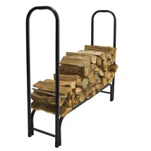 Heavy Duty Log Rack - 4'  Firewood Storage, Holder - $99.99
