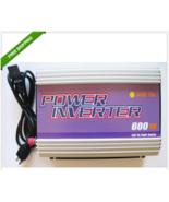 UNIQUE 600W 12V Inverter for Solar Panels-MAKES ELEC METER RUN SLOWER! - $239.00