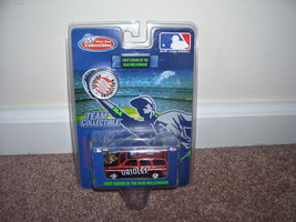 White Rose Collectibles BALTIMORE ORIOLES Diecast Vehicle w/COIN NEW! 2000 - $12.96
