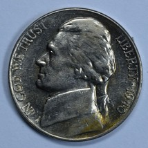 1940 S Jefferson uncirculated nickel BU - $13.00