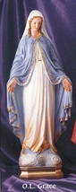 Our Lady of Grace - 24 inch Statue
