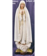 Our Lady of Fatima - 16 inch Statue - $129.95